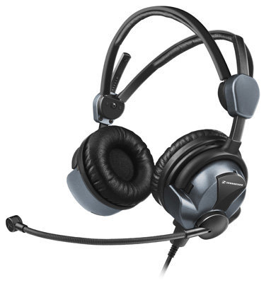 Sennheiser HMEC-26-2-CP ANR Headset on