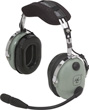 David Clark H10-21 Headset- Dual Plugs, Coiled Cord