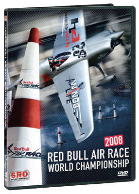 2008 Red Bull Air Race World Ch And Ionship Dvd