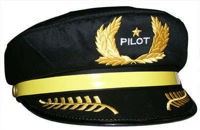 Children's Pilot Hat - Pilot