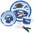 Childrens Airplane Tableware Set