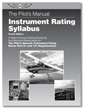ASA Pilot's Manual: Instrument Rating Syllabus