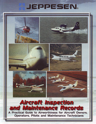 Jeppesen Aircraft Inspection and Maintenance Records