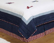 Aviator Full / Queen Sheet Bed Skirt