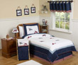 Aviator Twin Bedding Set - 4 piece