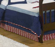 Aviator Toddler Bed Skirt