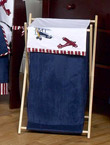 Aviator Laundry Hamper