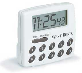 Westbend Clock Timer