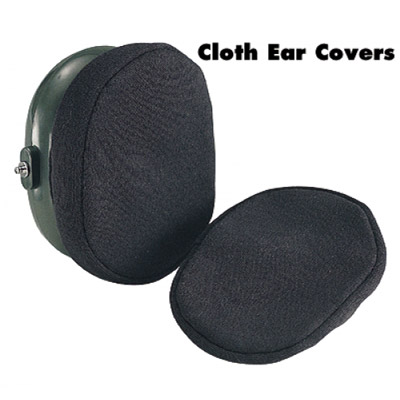 AVCOMM Deluxe Cloth Ear Covers