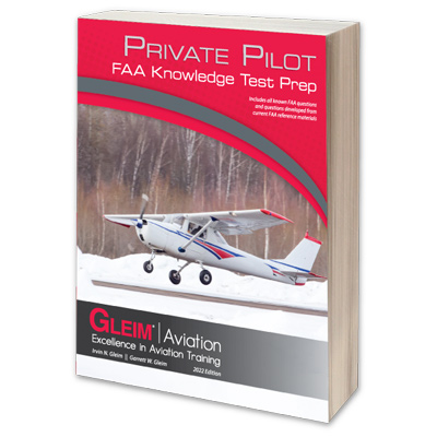 Gleim Private Pilot Written Exam Guide