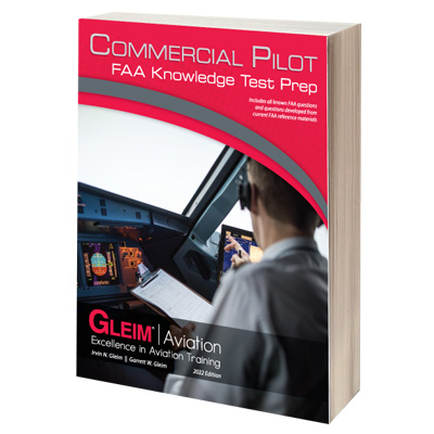 Gleim Commercial Pilot Written Exam Guide