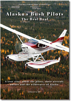 Alaskas Bush Pilots - The Real Deal (dvd)