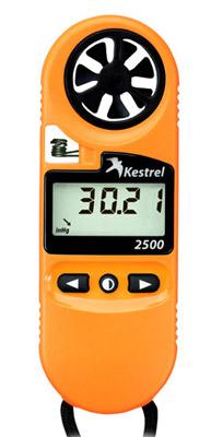 Kestrel 2500 Wind / Weather Meter
