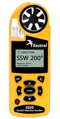 Kestrel 4500 Wind / Weather Meter