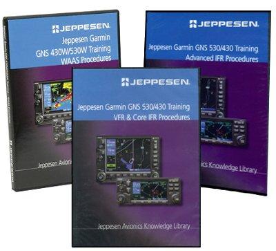 Jeppesen Garmin Gns 530/430 Complete Vfr + Ifr Training Course