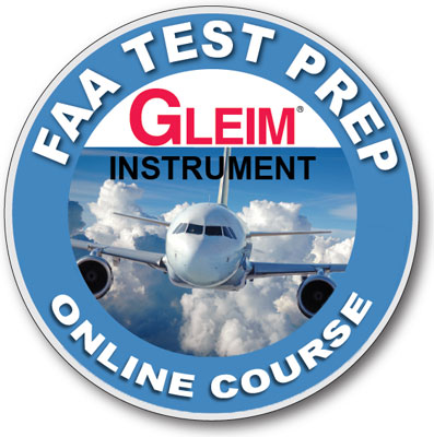 Gleim Instrument Pilot Test Prep Software
