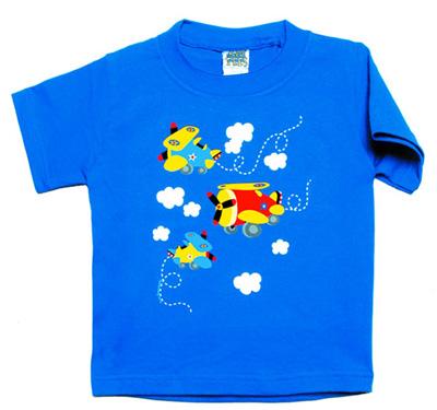 Boy's Toddler Barnstormer T-Shirt