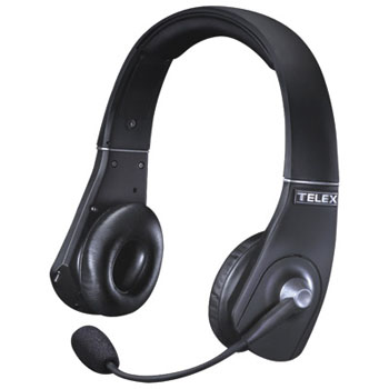 Telex Ascend Anr Headset - Deluxe Kit