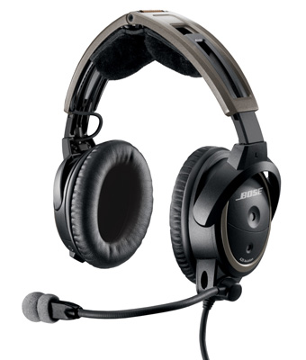 Bose A20 Aviation Headset (no Bluetooth)