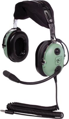 David Clark C-17 / C130 Dual Ear Headset 40493G-01