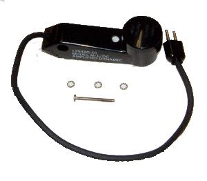 David Clark M-1/dc Dynamic Amplified Microphone 12948g-01