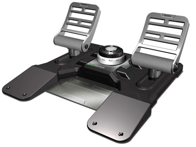 Build Your Own Rudder Pedals Usb