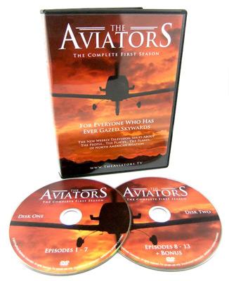 The Aviators TV: Season 1 DVD