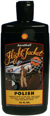 Aeroshell Flight Jacket Aircraft Polish