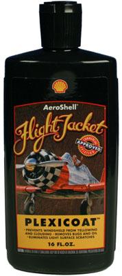 AeroShell Flight Jacket Plexicoat