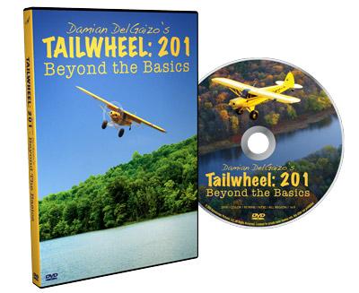 Tailwheel: 201 Beyond the Basics DVD