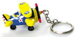Biplane Key Chains