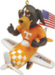 Mascot Airplane Ornament - Tennessee Volunteers