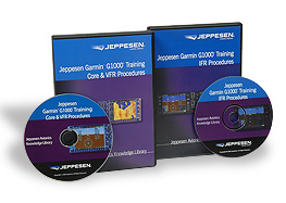 Jeppesen Garmin G1000 Training Bundle - Vfr + Ifr