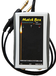 Matchbox Headset Music/Cell Phone Interface