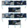 Quilted Airplane Bumper Set
