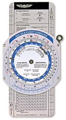 Asa Color E6-b Aluminum Flight Computer