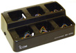 Icom IC-A14 / IC-A14S Multi-Unit Desktop Charging System