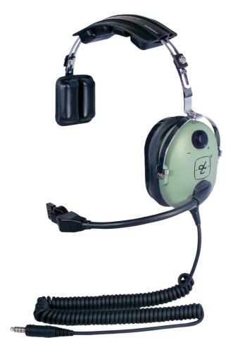 David Clark 40523g-01 Headset