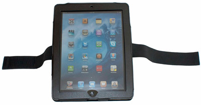 Genesis iPad Case / Kneeboard for Original iPad
