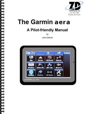 Garmin Aera Pilot-friendly Gps Manual