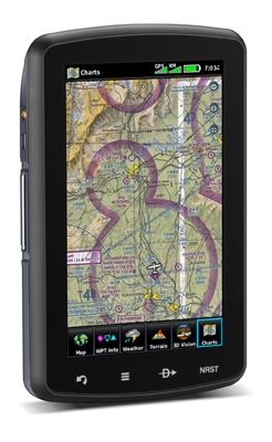Garmin aera 795 Aviation GPS (Pacific)