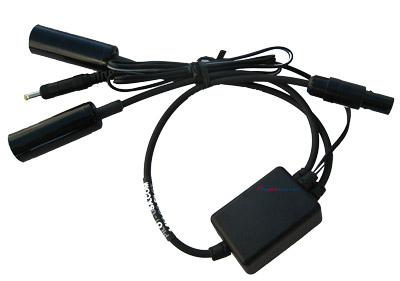 Sennheiser S1 Headset to LEMO Adapter