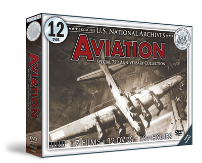 Aviation History 12 DVD Set