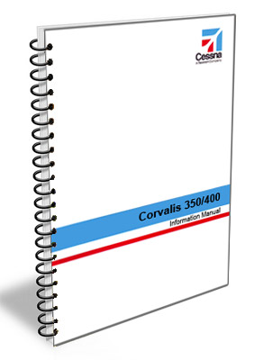 Cessna Aircraft Information Manual - Corvalis 350 / 400