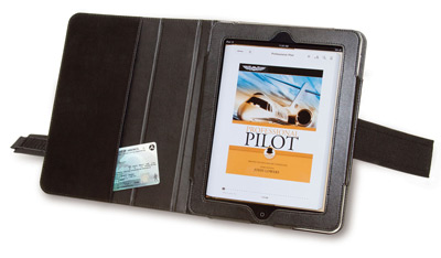 ASA iPad Portfolio Kneeboard