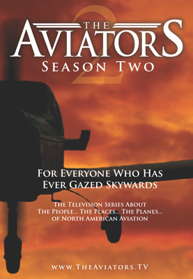 The Aviators TV: Season 2 DVD