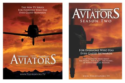The Aviators TV: Season 1 and 2 DVD Bundle