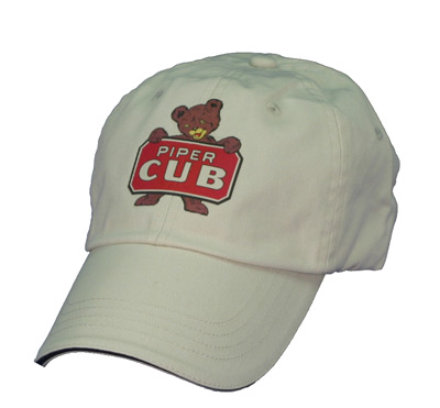 Piper Cub Logo Hat
