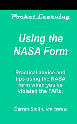 Using the NASA Form when you've violated FARs