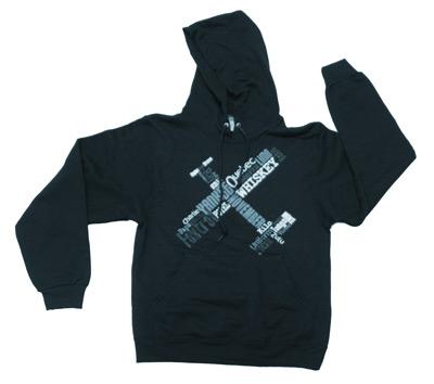 Phonetic Pilot Hooded Sweatshirt